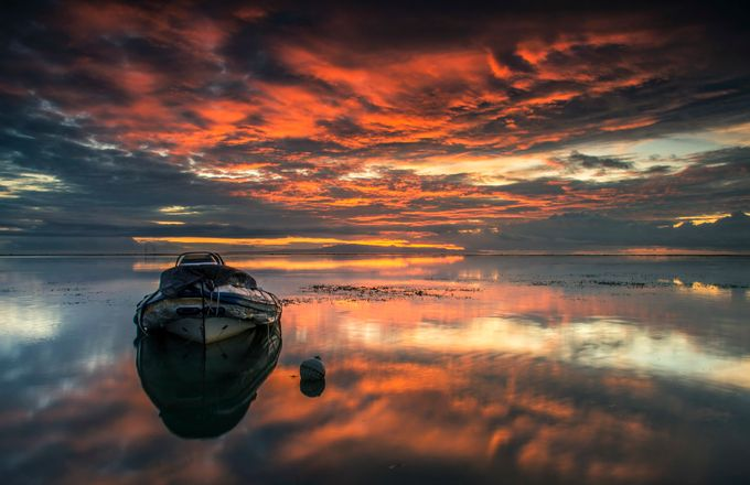 Let it burn by arekembongan - Rule Of Thirds In Nature Photo Contest