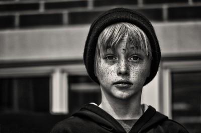 Dylan's Easter Portrait