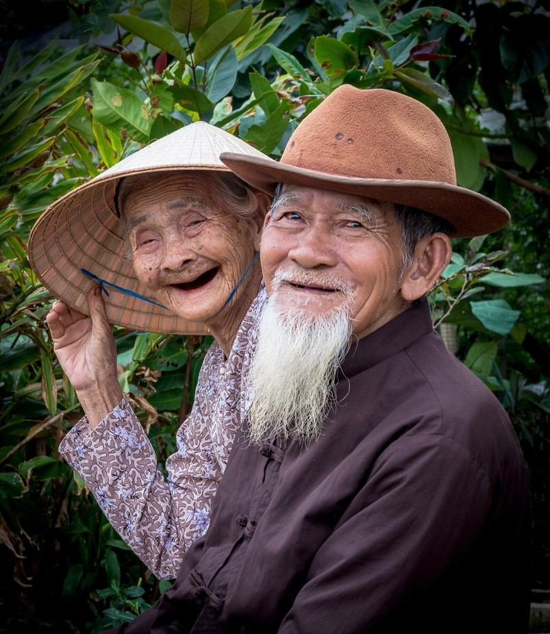 Hoi An Couple by 1dane805 - All Smiles Photo Contest