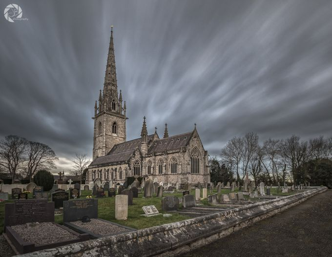 The Marble Church (St. Margaret's Church), Bodelwyddan by jonnywilliams - Monthly Pro Vol 24 Photo Contest