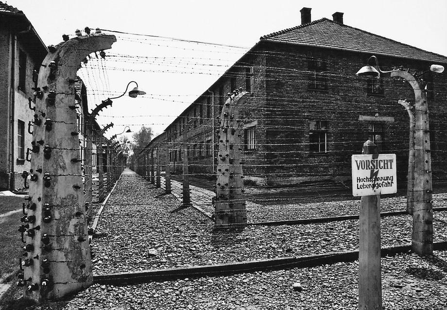 Auschwitz I 2006