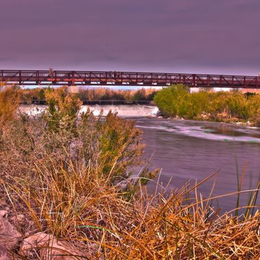 Las Vegas Wetlands.
