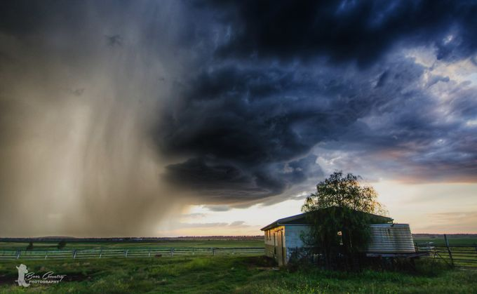Softly Dramatic  by Booscountryphotography - Farms And Barns Photo Contest