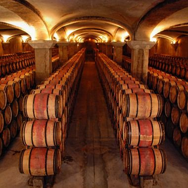Barrel Cellar, Chateau Margaux