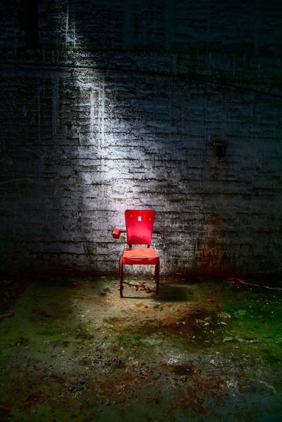 Spotlight on the Chair