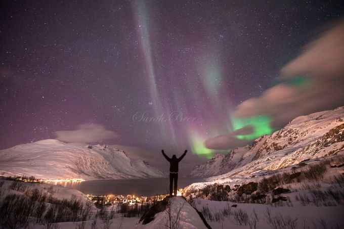 Under the lights by SarahBeer - Night Wonders Photo Contest