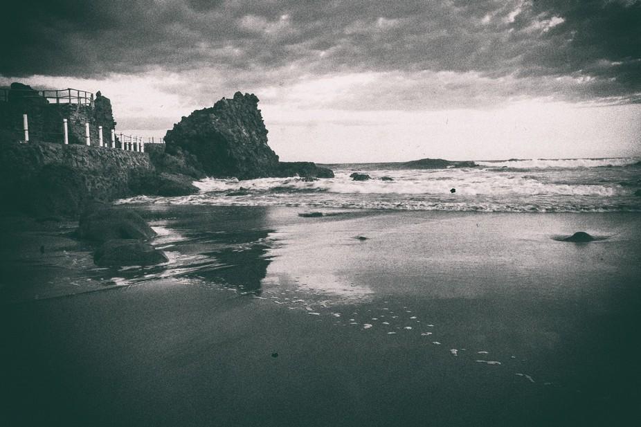 Location: El Palmarcito beach - El Salvador