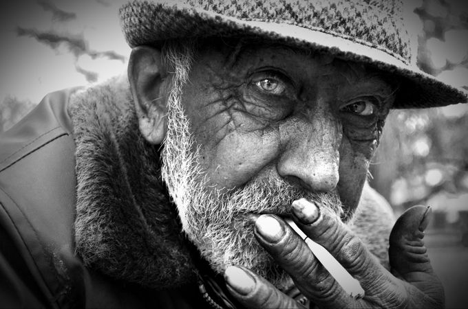 the guy by baron_barbaron - Male Portraits Photo Contest