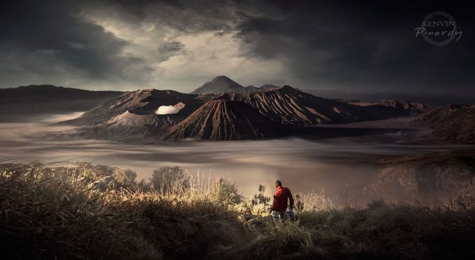 Mount Bromo by kenvinpinardy - Adventure Land Photo Contest Outside Views