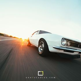 My wife's Camaro is something I will never get tired of shooting. The raw American Muscle of a 408 roaring down the street is something I have ...