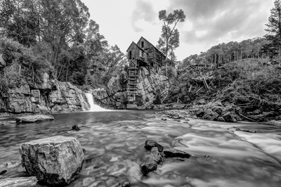 Lone Horse Mill Crystal River