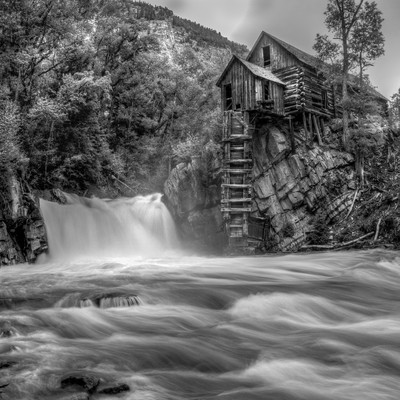 Mill Over Troubled Water