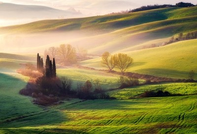 Calm Tuscany