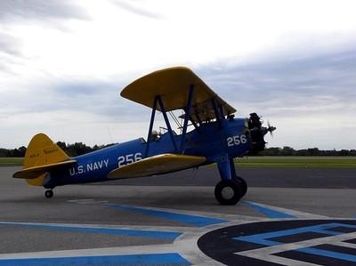 Preston Aviation's Boeing Stearman 002