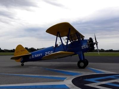 Preston Aviation's Boeing Stearman 003