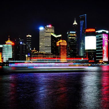 China Scenes  - The Bund, Shanghai