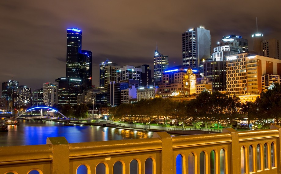 My home town Melbourne the world's most liveable city