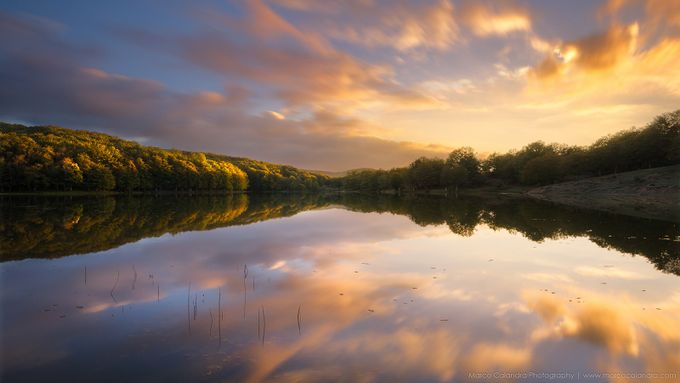 Nature's Reflection by marcocalandra89