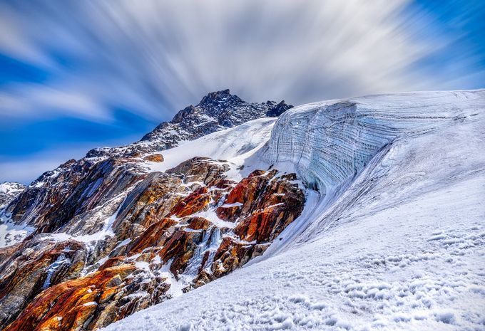Mountain by TienSangKok - Clouds In Movement Photo Contest