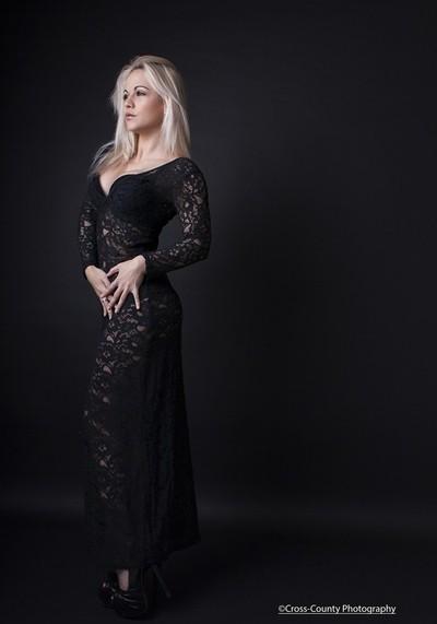 Lady in Black