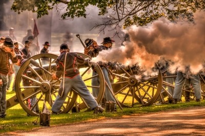 21 Cannon Salute