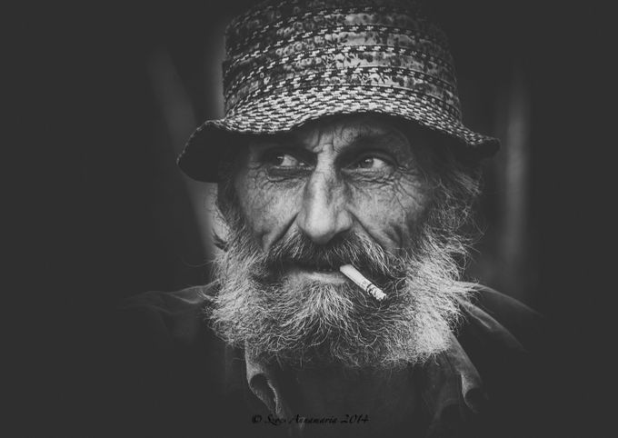Countryside man by szocsannamaria - Male Portraits Photo Contest