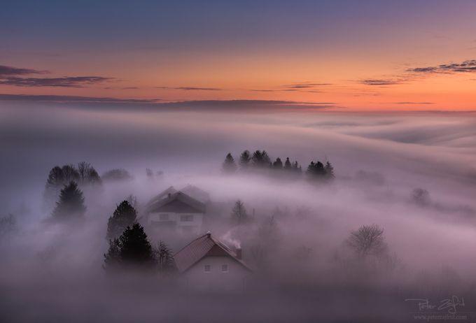 Lost town by saintek - The Zen Moment Photo Contest