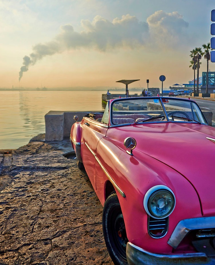 Car Habana Cuba by tuliosampayo - Summer Road Trip Photo Contest