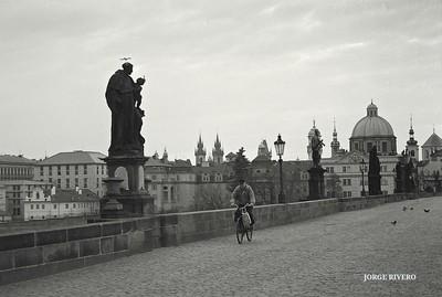 Old Man in Prague