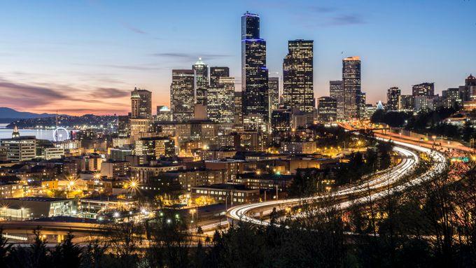 Seattle Daze  by Jessie_Buchholz - City Views Photo Contest