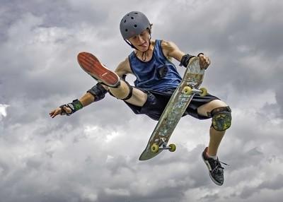Summit Skateboarder 004