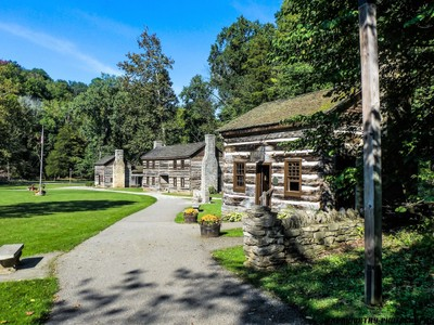 Spring Mill State Park, Mitchell, Indiana