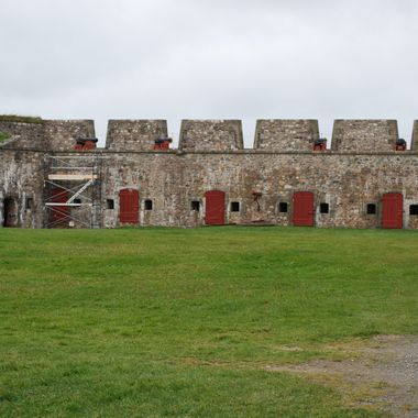 Fortress of Louisbourg -NOVA SCOTIA - 17-24 Oct 2010