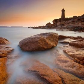A fantastic place !! Headlight Men Ruz Bretagne FRANCE
