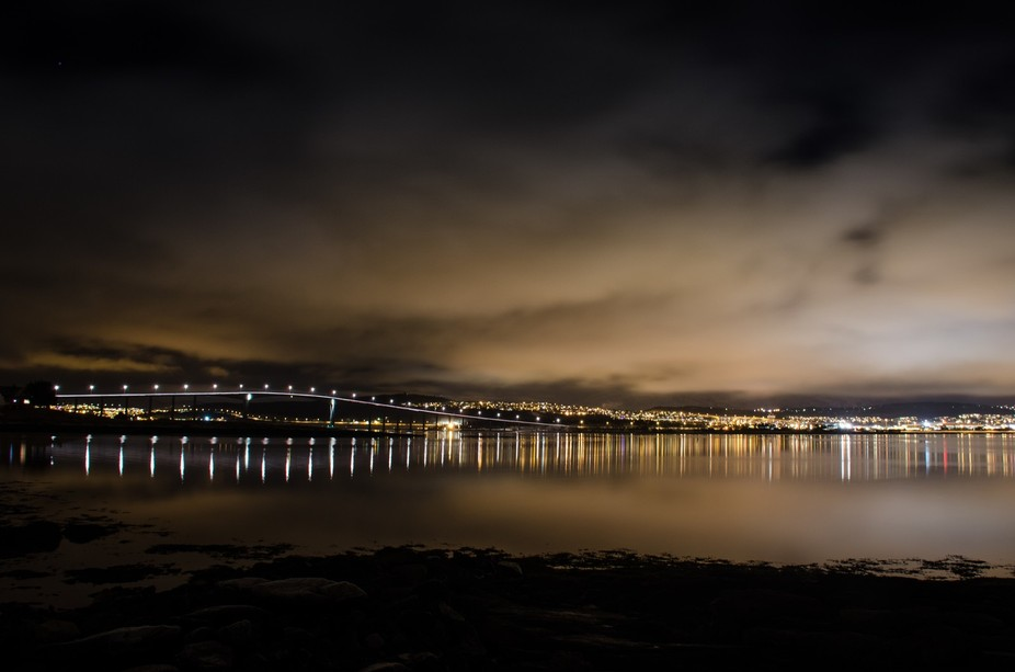 Tromsø City Lights
