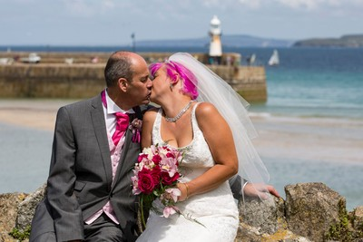 Wedding, St Ives