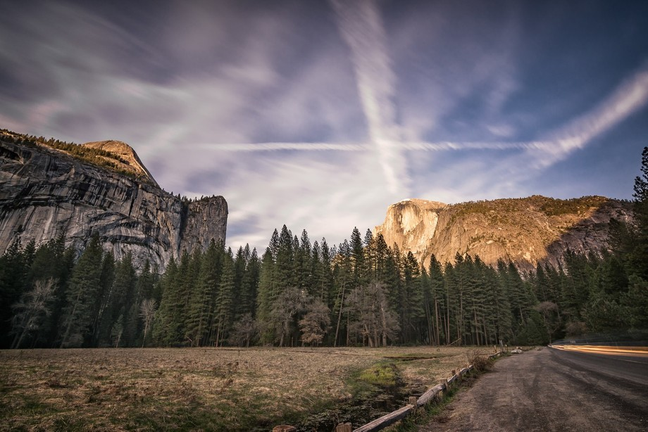 For my 30th birthday I took a trip to Yosemite.  I hadn't been to the park since I was 1...