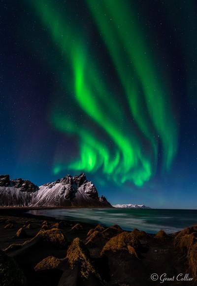Auroral Flames