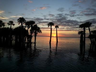 Stick Marsh sunset 2