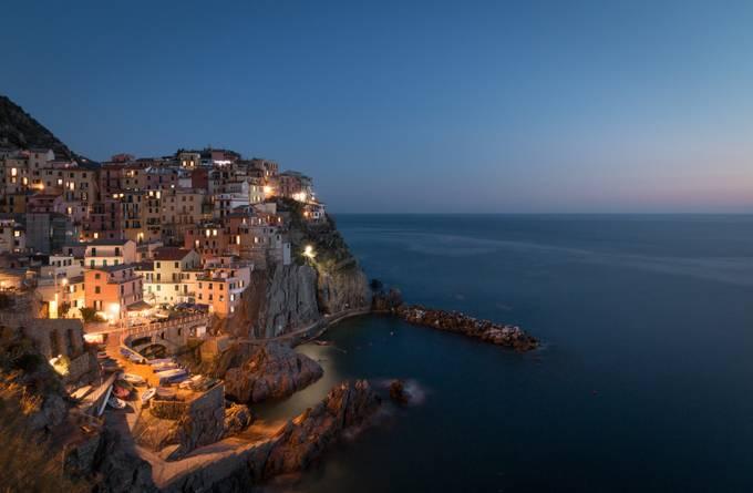 cinque terre by hasmonaut - Photogenic Villages Photo Contest