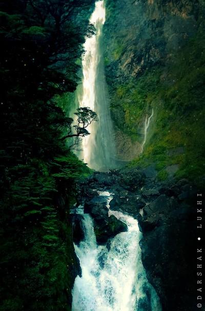 Devil Punchbowl Falls