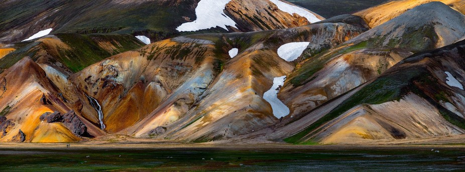 Photographic trip around Iceland.