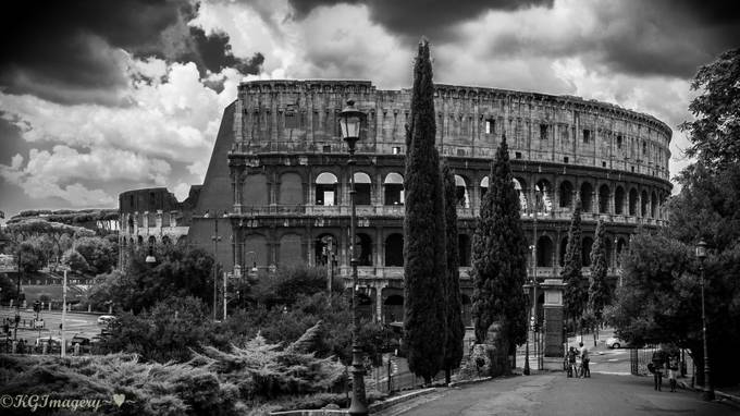 Colosseum, Rome   by KristiLynnImages - World Expeditions Photo Contest