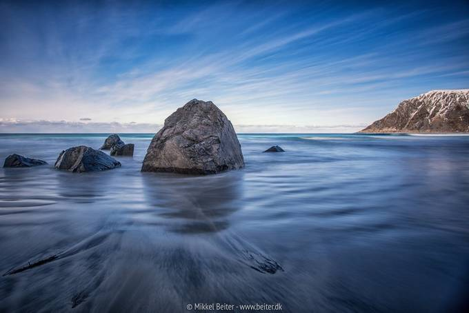 Rock Solid by Mbeiter - Rule Of Thirds In Nature Photo Contest