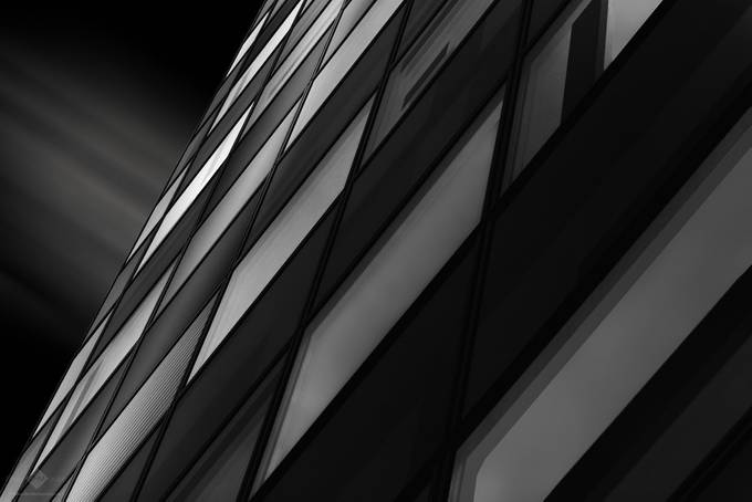 Impenetrable by chmeermann - Structures in Black and White Photo Contest