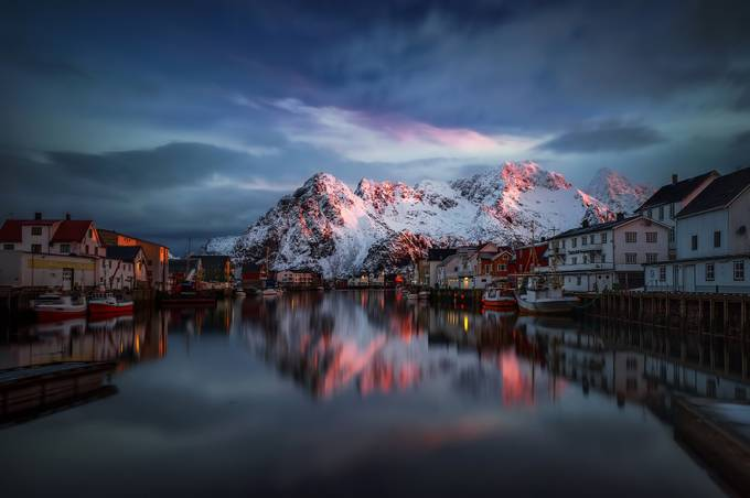 Henningsvær by strOOp - Using Filters Photo Contest
