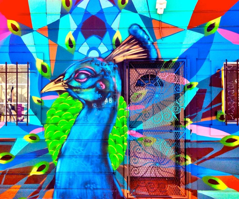 SF street art obsessed. One of my favorites.