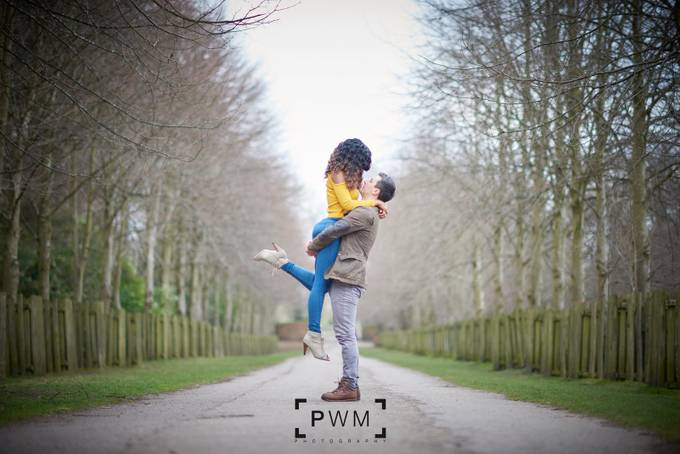I've got you by PWMManchesterUK - Romantic Photo Contest