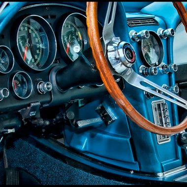 62 Corvette Stingray