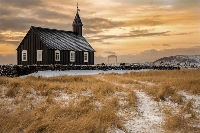 Budarkirkja Church_027_PP by tony143 - Faith Photo Contest with Scott Jarvie